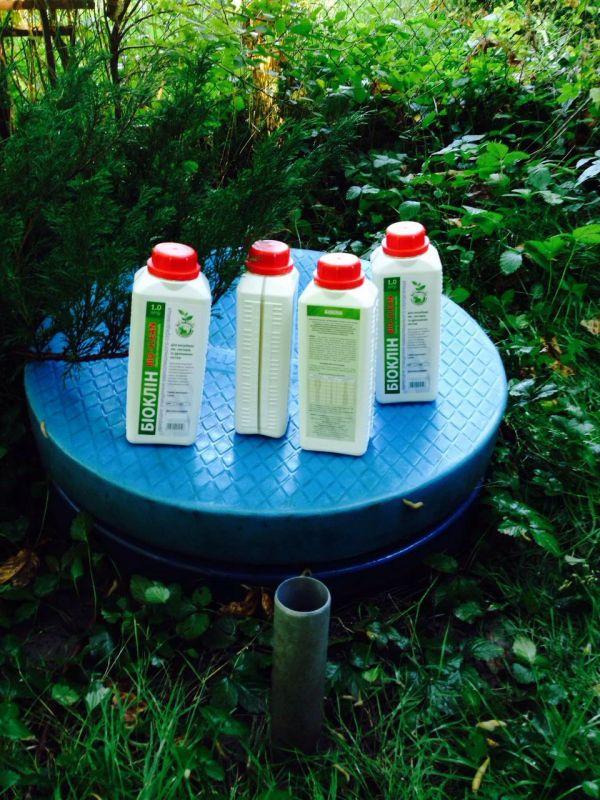 Биопрепараты для естественной очистки окружающей среды.