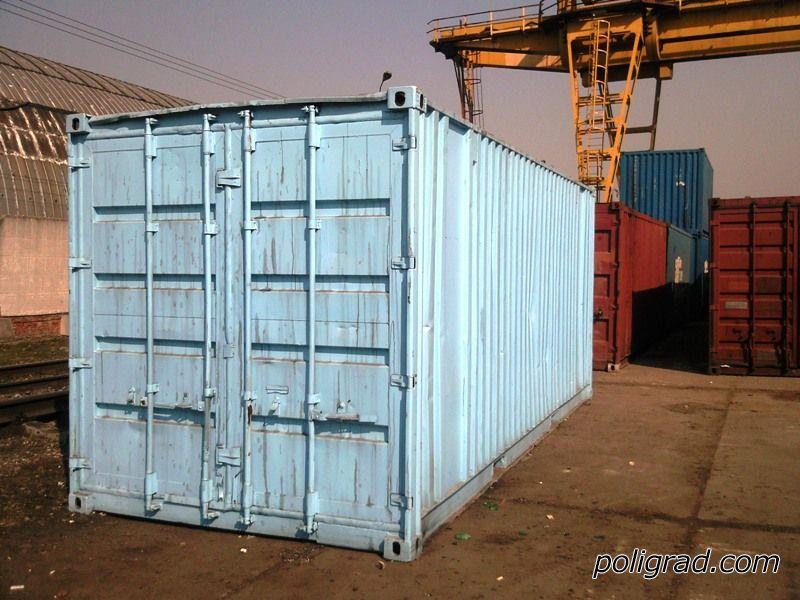 Жд контейнер для переезда в другой город