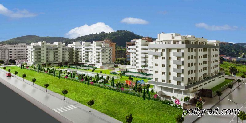 Южное побережье испании недвижимость