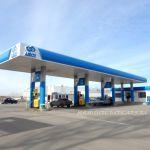 Ценовые стелы и рекламные конструкции для строительства АЗС