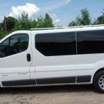 Пассажирские перевозки на комфортабельном микроавтобусе RENAULT Trafic