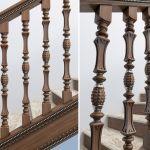 Деревянные лестницы Москве, цены - договорные в Московской области.