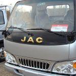 Грузовик JAC HFC 1061 K