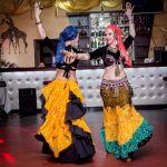Обучение танцу трайбл АТS в Харькове.