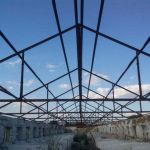 Продам металлоконструкцию фермы и уголок. Балаклея