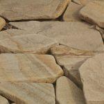 Камень песчаник окатанный