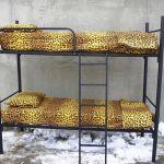Прочные кровати металлические под заказ от фирмы изготовителя по доступным ценам
