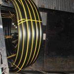 Трубы  полиэтиленовые  газопроводные  ПЭ 100
