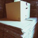 Сток! Гофротара, коробки картонные б/у для переезда, отправки товара. Рошен, Яичные.