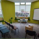 Зал для тренингов, семинаров, мастер-классов.