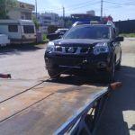 Эвакуатор с электрической лебедкой до 3 тонн Анапа