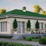 Продам дом в элитном районе - 106,5 м2, з/у от 6 сот, собственник