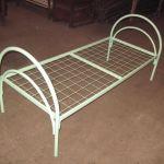 Кровати металлические для госпиталей, кровати для турбазы