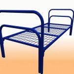 Кровати металлические для рабочих, баз отдыха