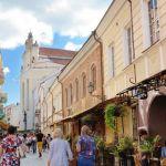 Литва Вильнюс экскурсии