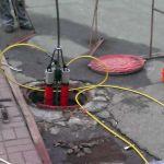 Бестраншейный ремонт труб инженерных коммуникаций