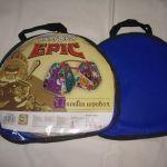Детская игровая  палатка в сумочке Angry Birds Epic 1 Toy 90х80х80 см