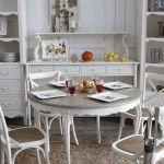 Мягкая мебель шебби-шик в гостиную
