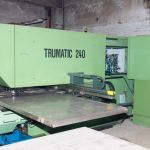 Координатно-пробивной пресс Trumpf Trumatic 240.