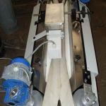 Округлитель ленточный ол-2м с мукопосыпателем