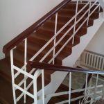 ПЕРИЛА серии 1.050.9-4.93.3 - лестничные ограждения железо-бетонных лестниц