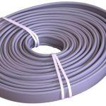 Поручень пластиковый ПВХ для лестничных ограждений