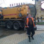 Прочистка канализации, устранение засоров, разморозка труб