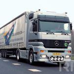 Работа водителям-международникам по Европе
