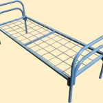 Металлические кровати для бытовок, кровати для вагончиков, кровати для рабочих, кровати двухъяр