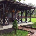 Выходные и праздники в новом стильном двухэтажном доме с БАНЕЙ на дровах в г.Петергофе, п.Стрель