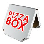 Коробки для пиццы от 19 до 90 см
