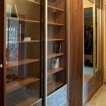 Стеллаж для дома,библиотека для книг изготовление по индивидуальным проектам