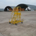 Стремянки Передвижные Алюминиевые Авиационные (СПА-А)